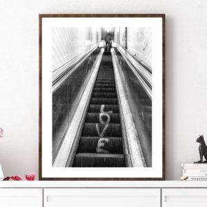 Love on an Escalator