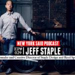 Jeff Staple