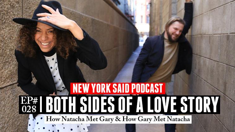 Natacha and Gary