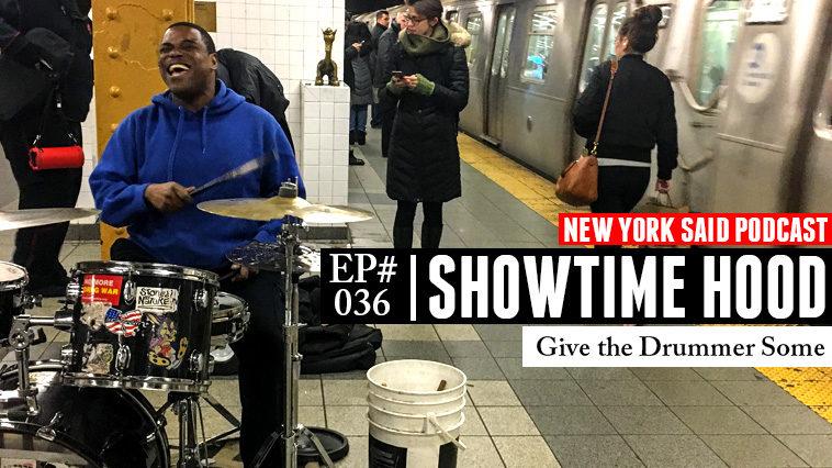 Showtime Hood