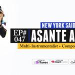 Asante Amin