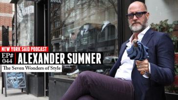 Alexander Sumner