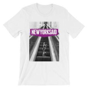 New York Said: Love Purple