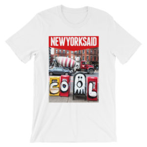 New York Said: Cool