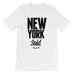 New York Said: Classic II