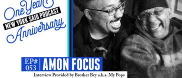 Amon Focus