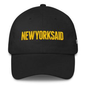 New York Said: Keep It Moving
