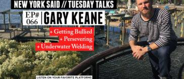 Gary Keane
