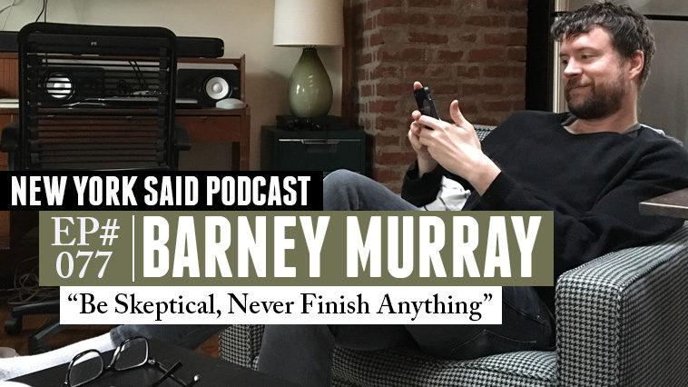 barney murray