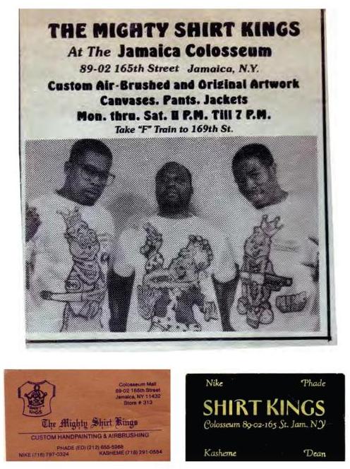 Shirt King Phade