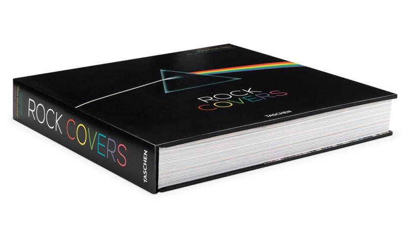 Edited by Julius Wiedemann: Rock Covers