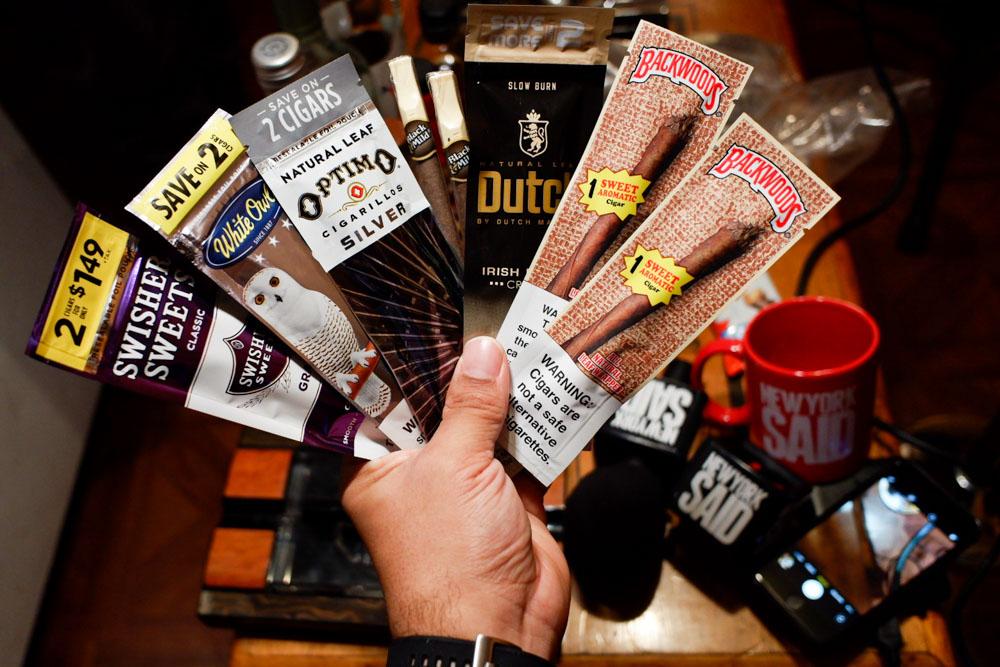 Non-Premium Cigars
