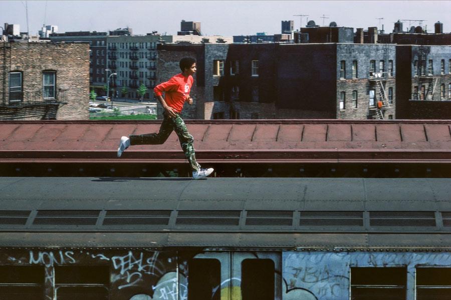 Skeme, the Bronx, 1982. Copyright Martha Cooper.