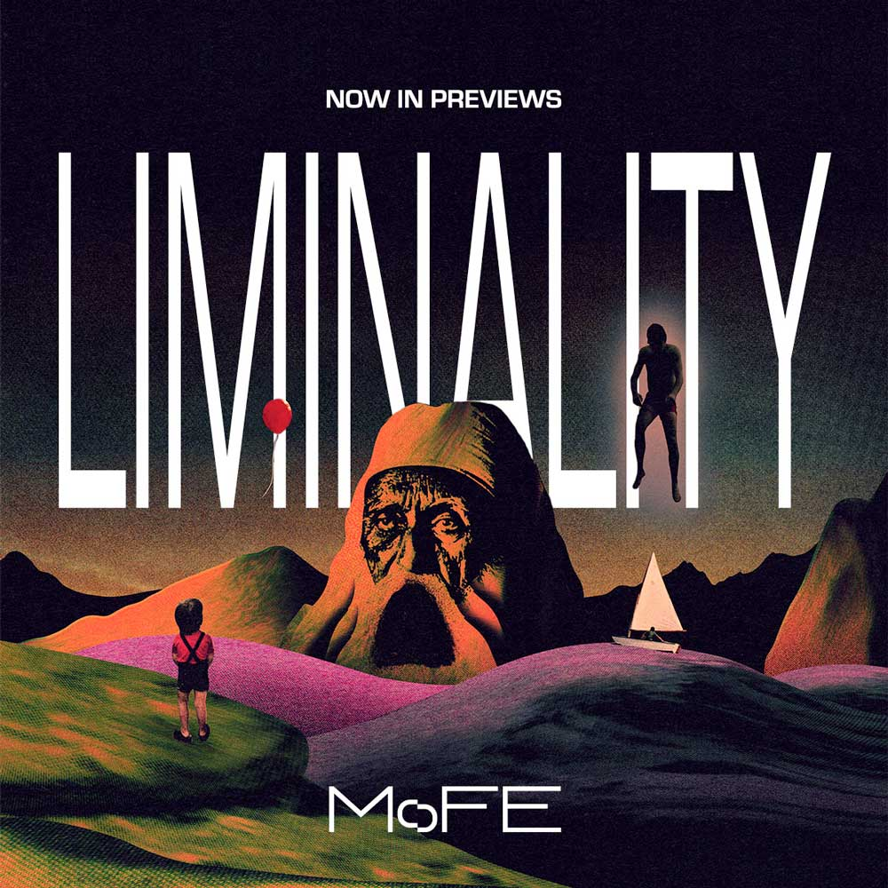Museum of Future Experiences: Liminality