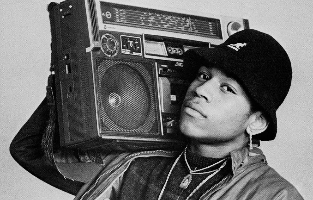 LL Cool J, 1985 NYC, Copyright Janette Beckman