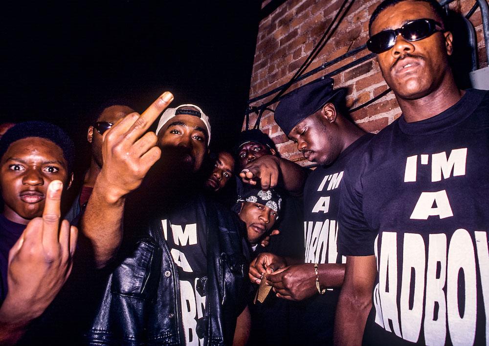 Biggie, Tupac | © T. Eric Monroe