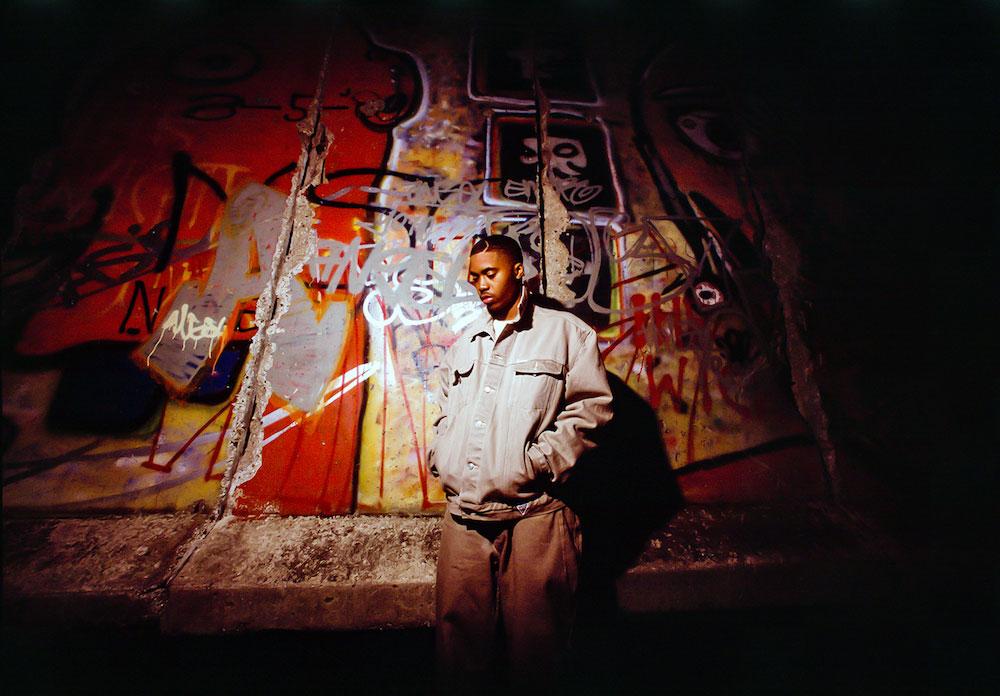 Nas, Times Square (Berlin Wall) | © T. Eric Monroe