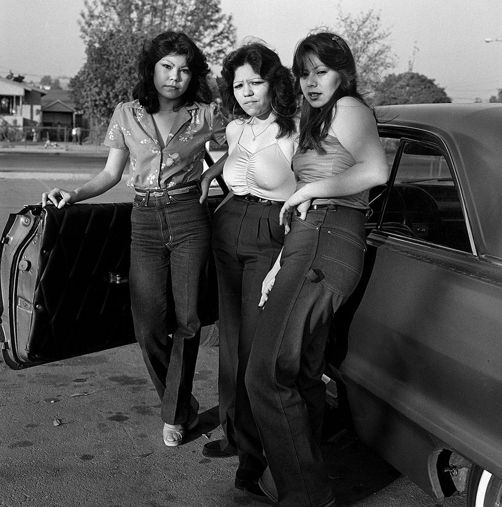 RIivera Bad Girls 1983 © Janette Beckman